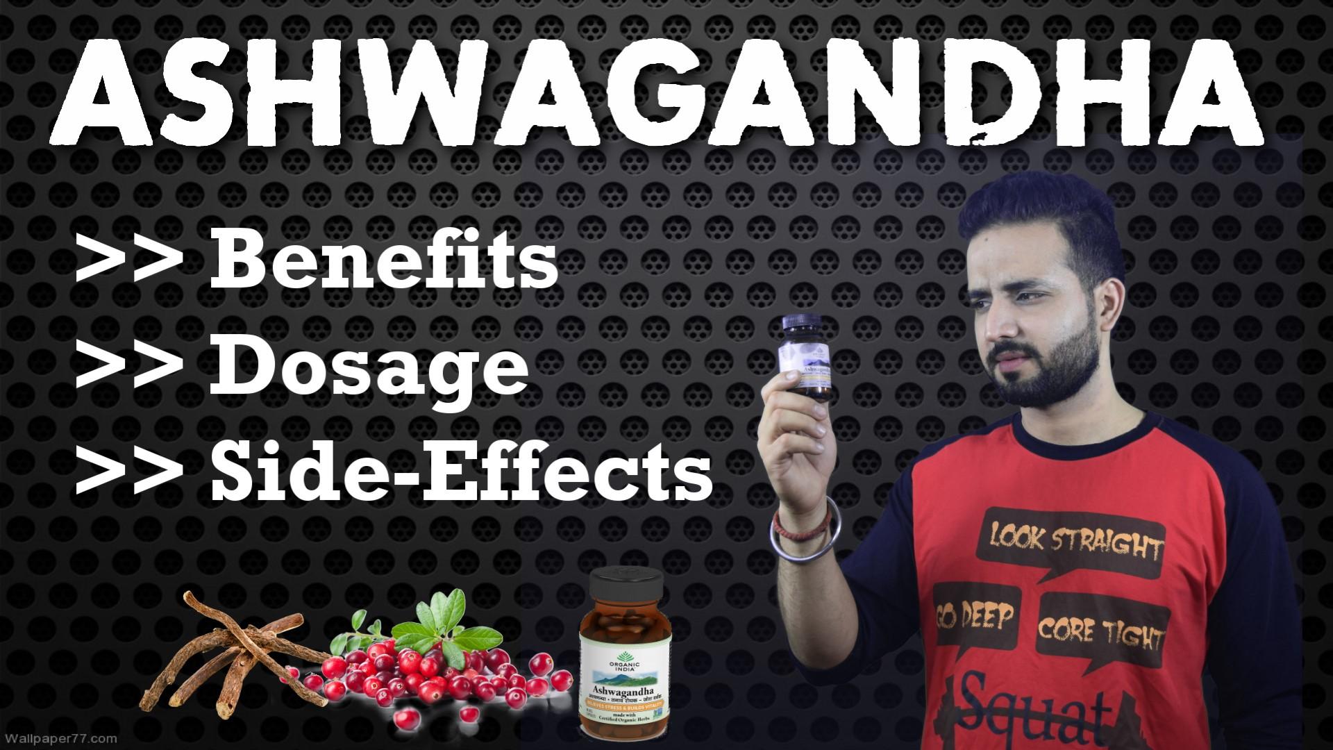 Ashwagandha - A Miraculous Herb | Health Benefits