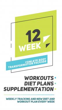 12 Weeks Transformation Package</br>