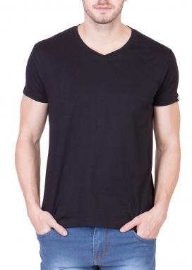 Black Mighty Basic Performance T-Shirt</br>